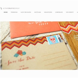 Photo of Alpine Creative Group, a wedding invitations and stationery shop in New York