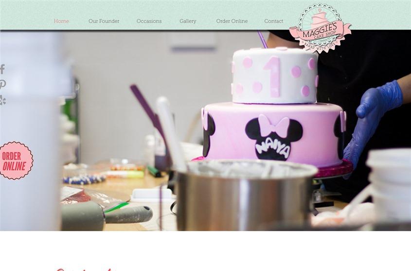 Maggies Cake Shop Wedding Vendor Photo