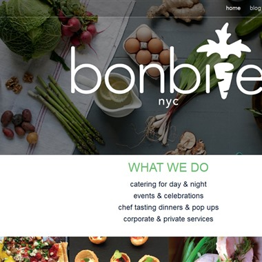 Bonbite wedding vendor preview