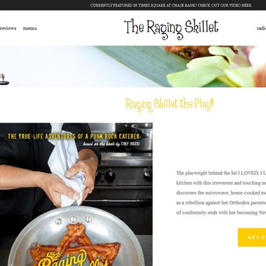 The Raging Skillet wedding vendor preview