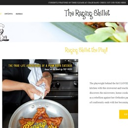 Photo of The Raging Skillet, a wedding caterer in New York