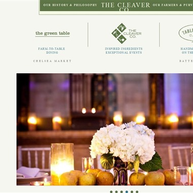 The Cleaver Co wedding vendor preview