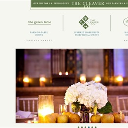 Photo of The Cleaver Co, a wedding caterer in New York