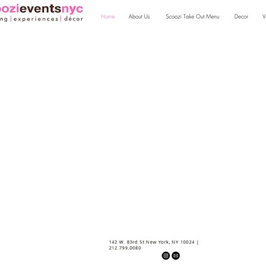 Scoozi Events wedding vendor preview