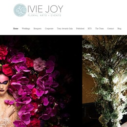 Photo of Ivie Joy Floral Arts & Events, a wedding florist in New York