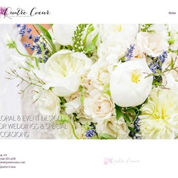 Photo of Quatre Coeur, a wedding florist in New York