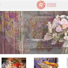 Photo of Rountree Flowers, a wedding florist in New York