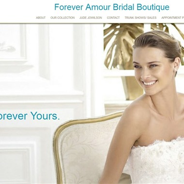Forever Amour Bridal Boutique  wedding vendor preview
