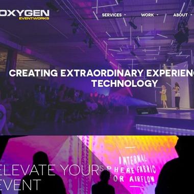 Oxygen Eventworks wedding vendor preview