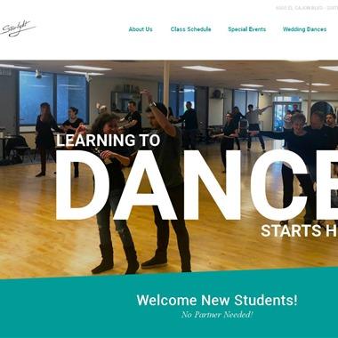 Starlight Dance Studio wedding vendor preview
