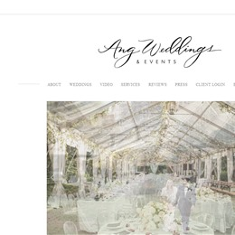 Ang Weddings and Events photo
