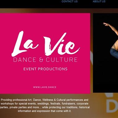 La Vie Dance & Culture wedding vendor preview