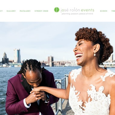Jose Rolon Events wedding vendor preview