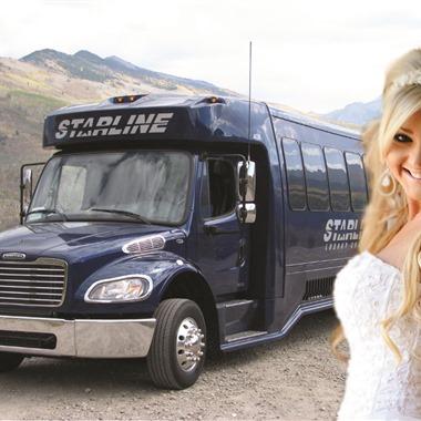 Starline Luxury Coaches wedding vendor preview