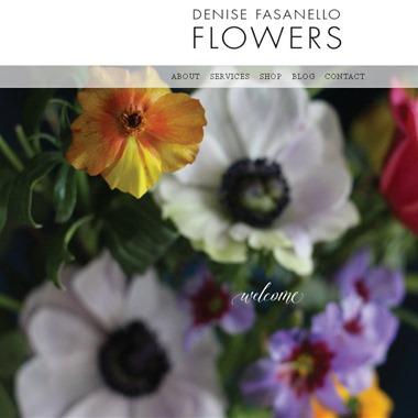 Denise Fasanello Flowers  wedding vendor preview