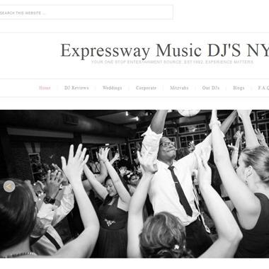 Expressway Music wedding vendor preview
