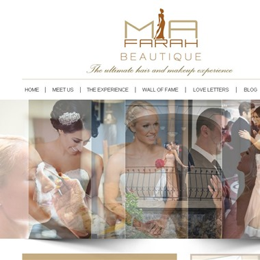 Mia Farah Beautique wedding vendor preview