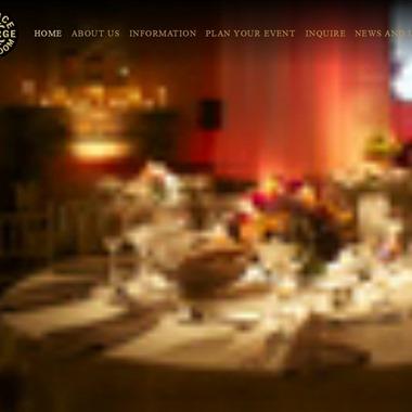 The Prince George Ballroom wedding vendor preview
