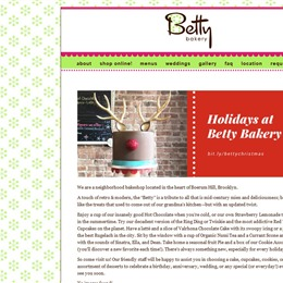 Photo of Betty Bakery, a wedding cake bakery in New York