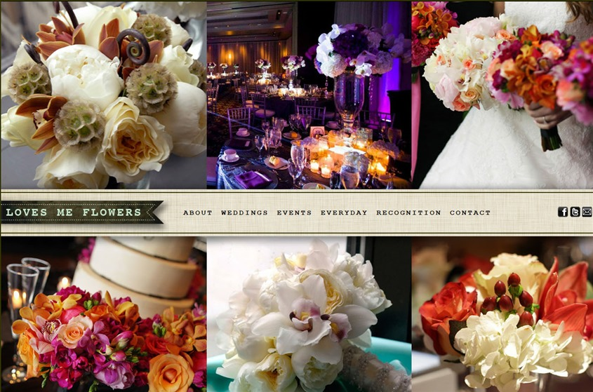 Loves Me Flowers wedding vendor photo