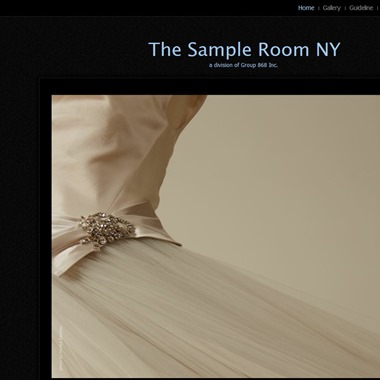 The Sample Room wedding vendor preview