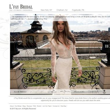L'Fay Bridal wedding vendor preview