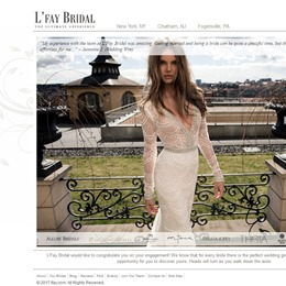 Photo of L'Fay Bridal, a wedding bridal boutique in New York