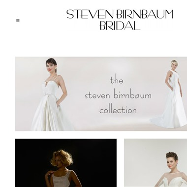 Steven Birnbaum Bridal wedding vendor preview