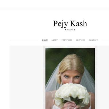 Pejy Kash Events wedding vendor preview