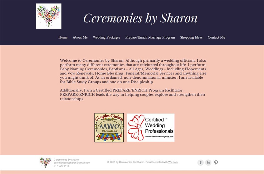 Ceremonies By Sharon wedding vendor photo