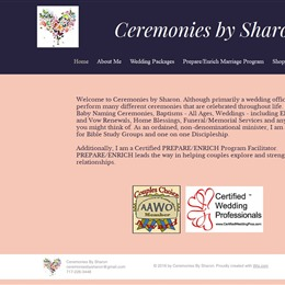 Ceremonies By Sharon photo