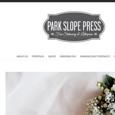 Park Slope Press wedding vendor preview