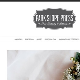 Photo of Park Slope Press, a wedding invitations and stationery shop in New York