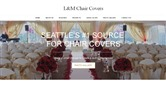 L&M chair covers thumbnail