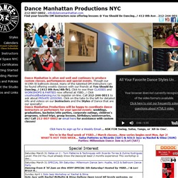 Photo of Dance Manhattan Studios, a wedding dance instructor in New York