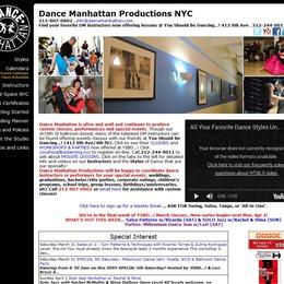 Dance Manhattan Studios photo