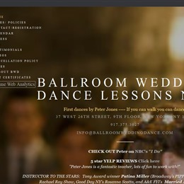Ballroom Wedding Dance photo