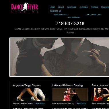 Dance Fever Studios wedding vendor preview