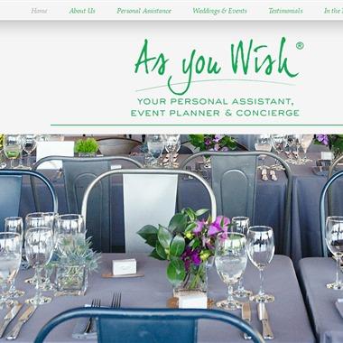 As You Wish wedding vendor preview