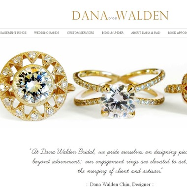 Dana Walden Bridal wedding vendor preview