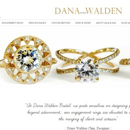 Dana Walden Bridal photo