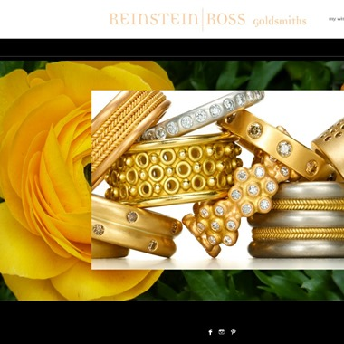 Reinstein Ross Jewelry wedding vendor preview