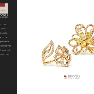 Edcora Fine Jewelry wedding vendor preview