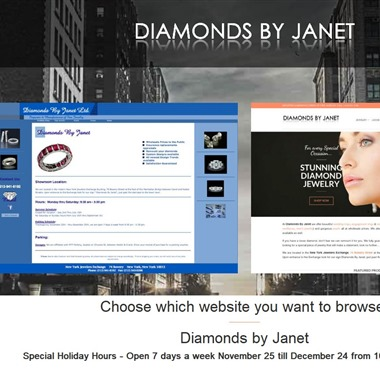 Diamonds By Janet wedding vendor preview