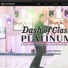 Dash of Class Platinum Entertainment