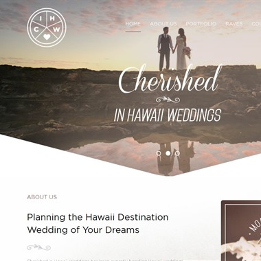 Cherished in Hawaii Wedding  wedding vendor preview