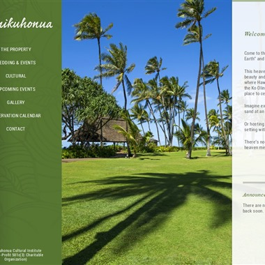 Lanikuhonua wedding vendor preview