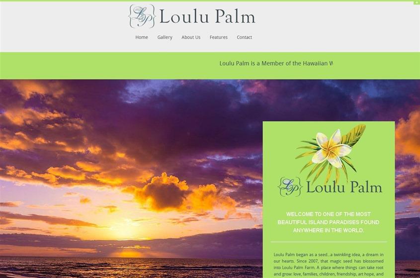 Loulu Palm Farm wedding vendor photo