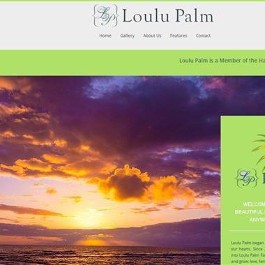 Loulu Palm Farm wedding vendor preview