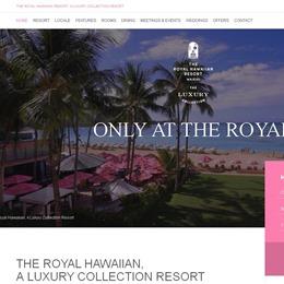 Photo of The Royal Hawaiian, a wedding venue in Hawaii